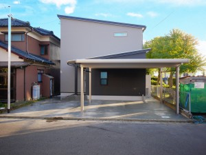 M様邸新築工事(三国町)