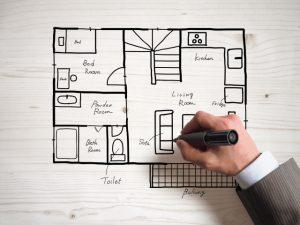 家づくりの前に知っておきたい基礎知識⑤間取りの考え方