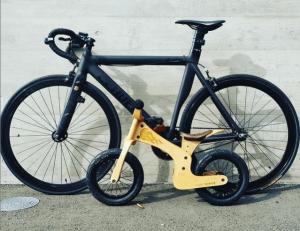 自転車を置くスペースはありますか?